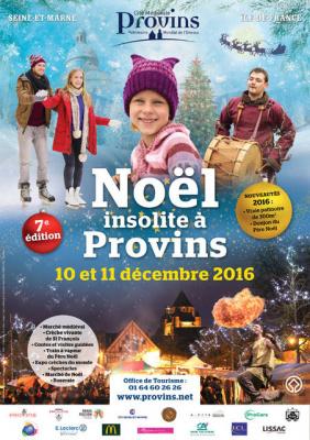 Noël 2016 à Provins