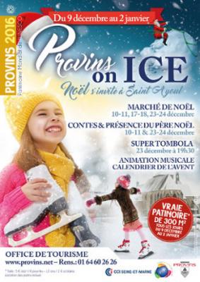 Provins On Ice 2016
