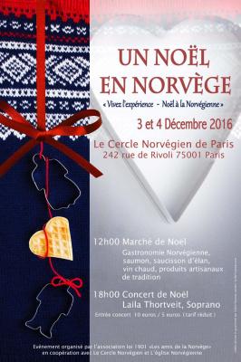 Marché de Noël Norvégien