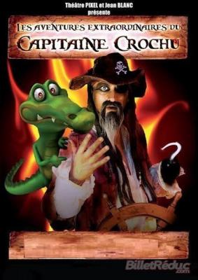 Capitaine Crochu au Théo Théâtre