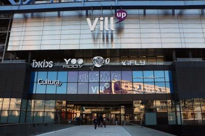 Vill'Up, le nouveau centre commercial du Parc de la Villette