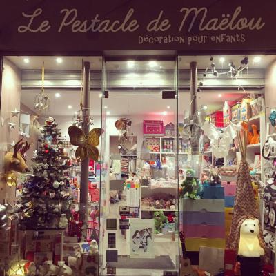 Le Pestacle de Maelou vous fait gagner des cadeaux de Noël