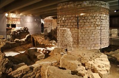 Week-end Gratuit en Famille à la Crypte Archéologique de l'Ile de la Cité
