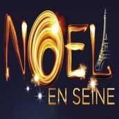 Noël en Seine, croisières sur la Seine Illuminée