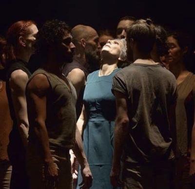 Roméo & Juliette au Théâtre de Ménilmontant