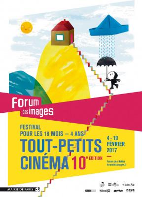 Festival Tout-Petits Cinéma 2017 au Forum des Images
