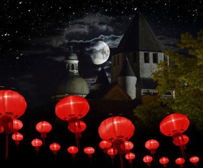 La Fête des Lanternes à Provins pour le Nouvel An Chinois