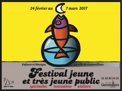 Festival Jeune et Très Jeune Public de Genevilliers