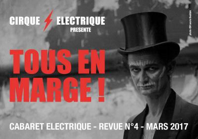 Cabaret Electrique 2017 au Cirque Electrique