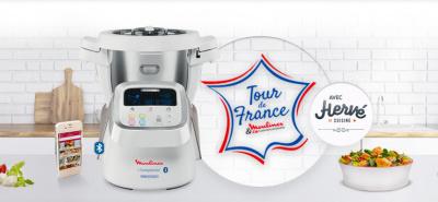 Gagnez un atelier culinaire Moulinex pour la Fête des Mères