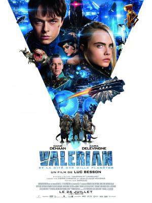 Valérian, le dernier Besson, bientôt au cinema