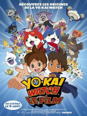 Yo-Kai Watch le film bientôt au cinéma