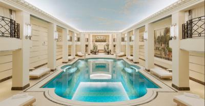 Le Ritz Paris propose en exclusivité des soins et massages CHANEL