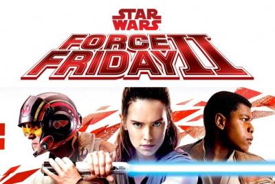 Toys'R'us vous invite à une soirée Star Wars exclusive