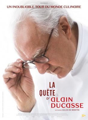 La Quête d'Alain Ducasse bientôt au cinéma