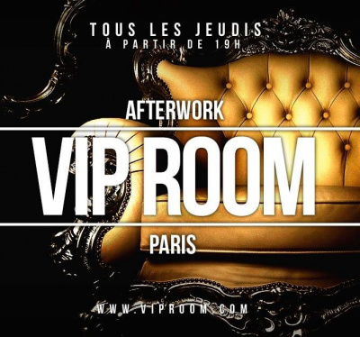 AFTERWORK VIP ROOM OFFICIEL