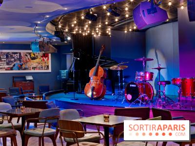Jazz Club Étoile : Rénovations du Méridien Étoile et de son Jazz Club en 2016