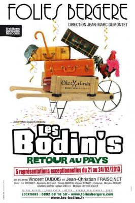 Les Bodin's, Retour au Pays
