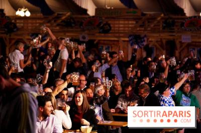 Oktoberfest paris 2017 la f te de la bi re revient dans for Salon de la biere paris 2017