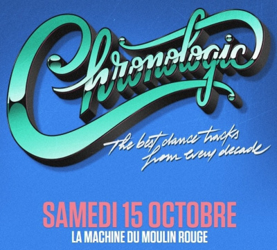 Chronologic #29 - la time machine musicale