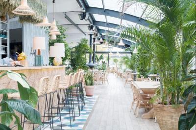 Polpo restautant, la Brasserie Seafood en bord de Seine