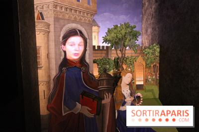 Exposition Moyen-Age à la Cité des Sciences