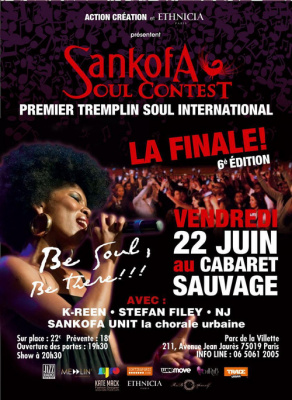 sankofa soul contest la FINALE