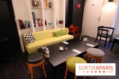 Le salon de th twinings au whsmith paris for Salon des ce paris