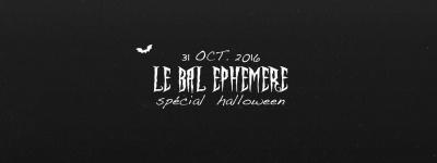 Le Bal Éphémère de Dimension : Spécial Halloween !