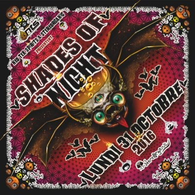 """Shades Of Night """"Halloween Psytrance Party"""""""