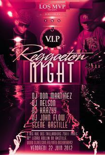 REGGAETON NIGHT PARTY + DEFILE EN BIKINI
