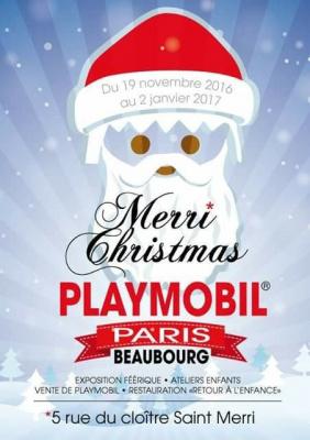 Merri Christmas Playmobil