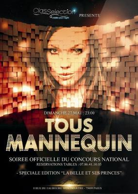 """TOUS MANNEQUIN - spéciale édition """"La belle et ses princes"""" (by ClasSelection)"""