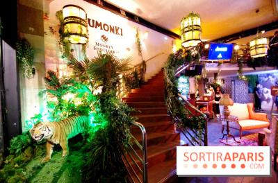 Jumonki : bar à cocktails éphémère et insolite à Paris