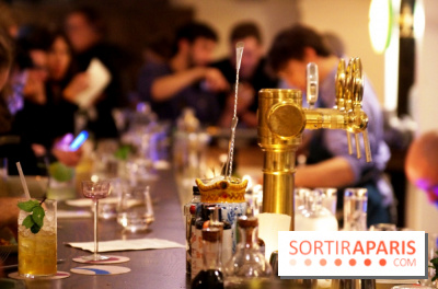 Bonhomie : restaurant, coffee shop et bar à cocktails néo-méditerranéen à Paris