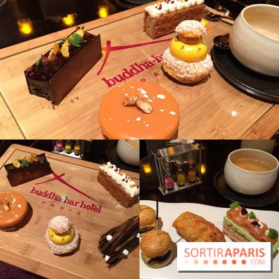 Le Tea Time de Noël du Buddha Bar Hôtel Paris