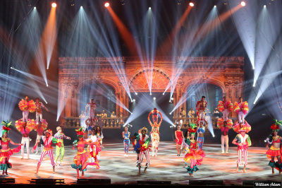 Cirkacuba au Cirque Phénix