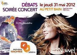 """Maghreb : destination solidaire"" avec Nawel en concert"