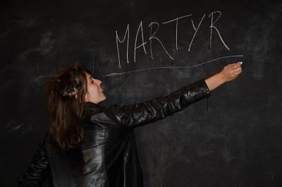 Martyr au Théâtre de Belleville