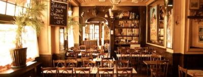 Un dîner typiquement parisien à la Brasserie de L'isle Saint-Louis !