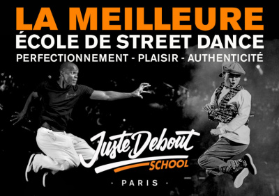 Hip Hop Dance Week 2017 - Juste Debout