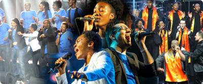 New Gospel Family en concert à Gennevilliers / Corbeil Essonnes