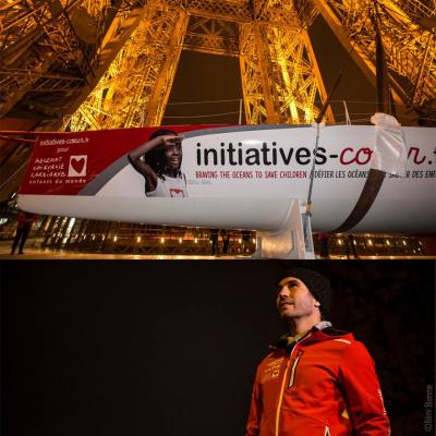 Insolite : Un bateau de 18 mètres dans la Tour Eiffel !