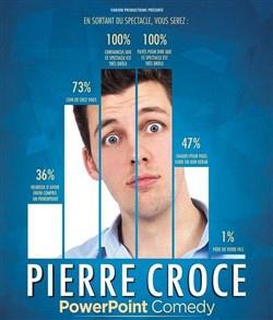 """Pierre Croce à l'Européen dans """"Powerpoint Comedy"""""""