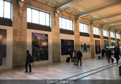 """Expo """"Jeunes générations"""" à la Gare de Lyon !"""