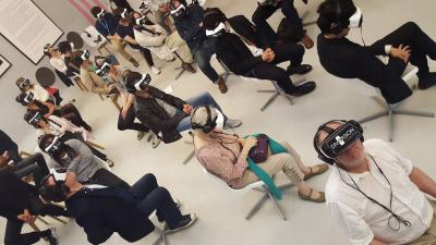 La réalité virtuelle débarque au Louxor !