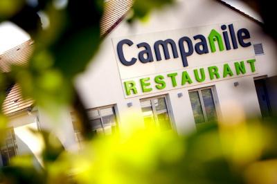 Nouvelle carte Campanile élaborée avec le chef étoilé Philippe Renard !