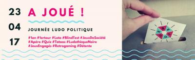 A Joué : une journée ludo-politique au Petit Bain !