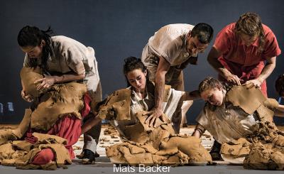 Sidi Larbi Cherkaoui : Nouveau spectacle à la Villette