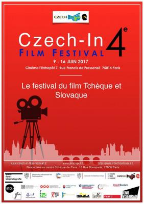 4ème édition du Festival de film Tchèque et Slovaque